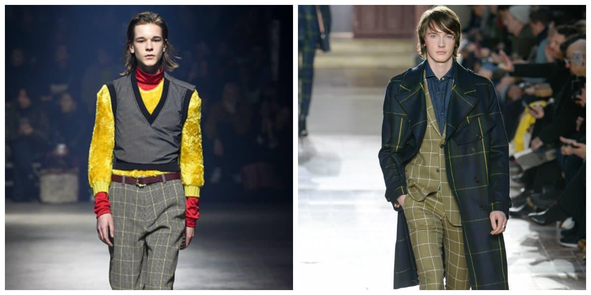 Cortes de cabello hombre 2020- corrientes de moda masculina
