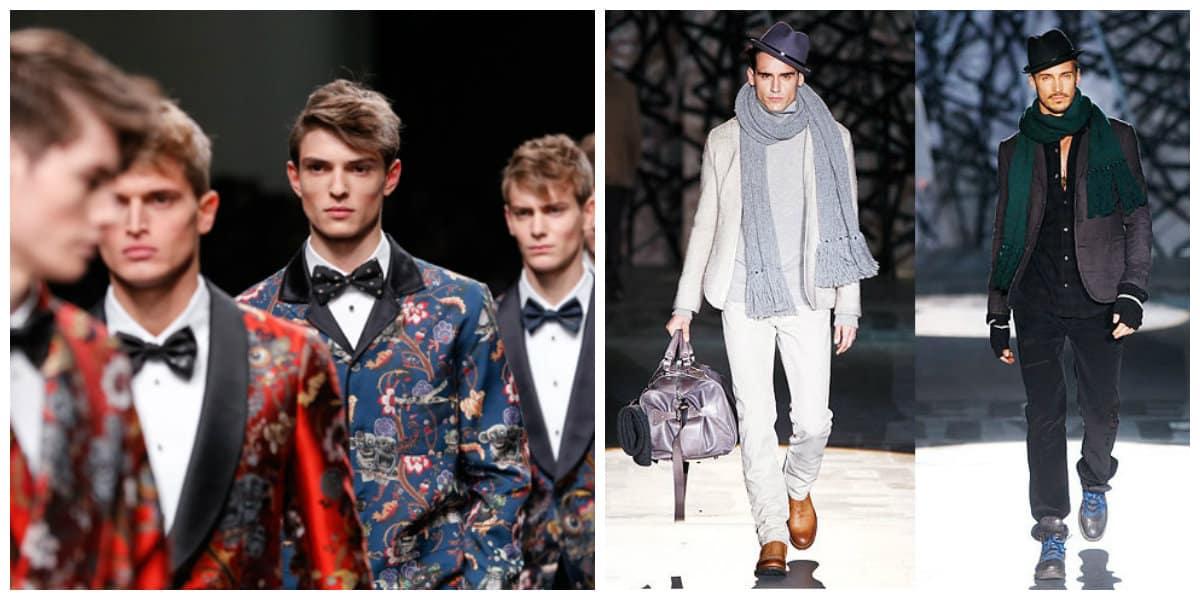 Cortes de cabello hombre 2020- pelo en un lado de moda