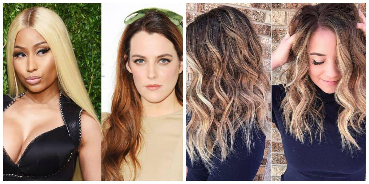 Cortes de cabello largo 2020- tendencias actuales en uso