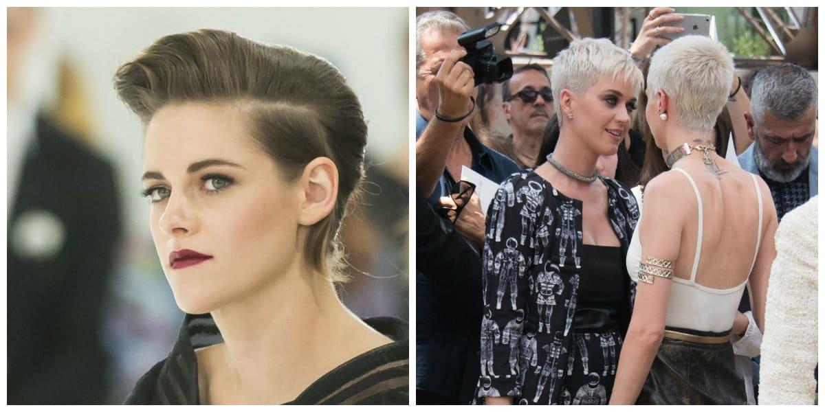 Cortes de pelo corto 2020- tendencias desde fashion shows