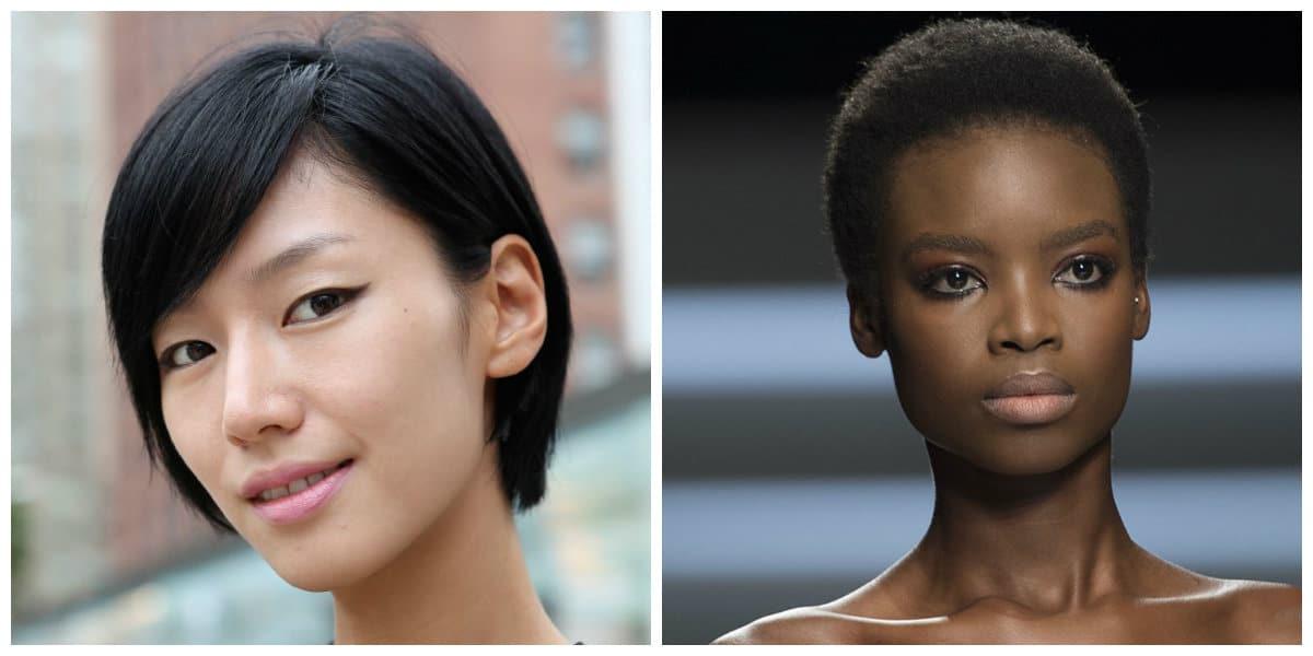 Cortes de pelo corto 2020- actuales tendencias para las chicas de moda