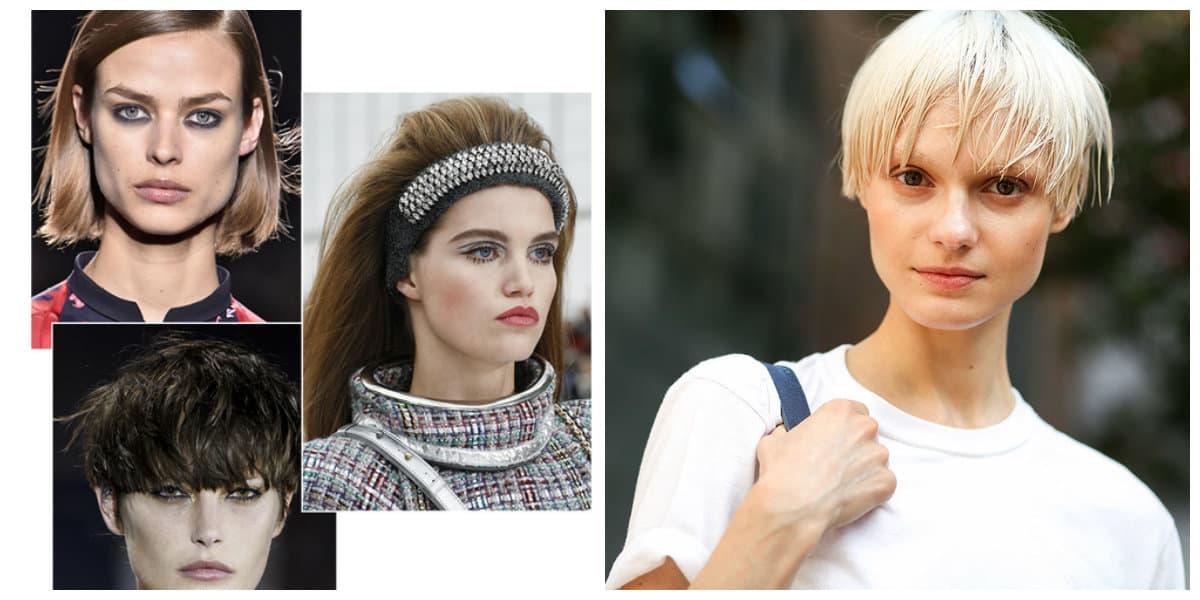 Cortes de pelo corto 2018- como conservar tu apariencia de moda