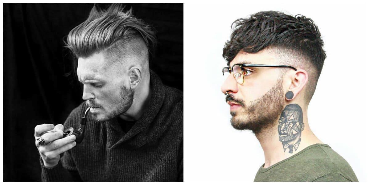 Cortes de pelo hombre 2020- para los hombres qu esiguen la moda