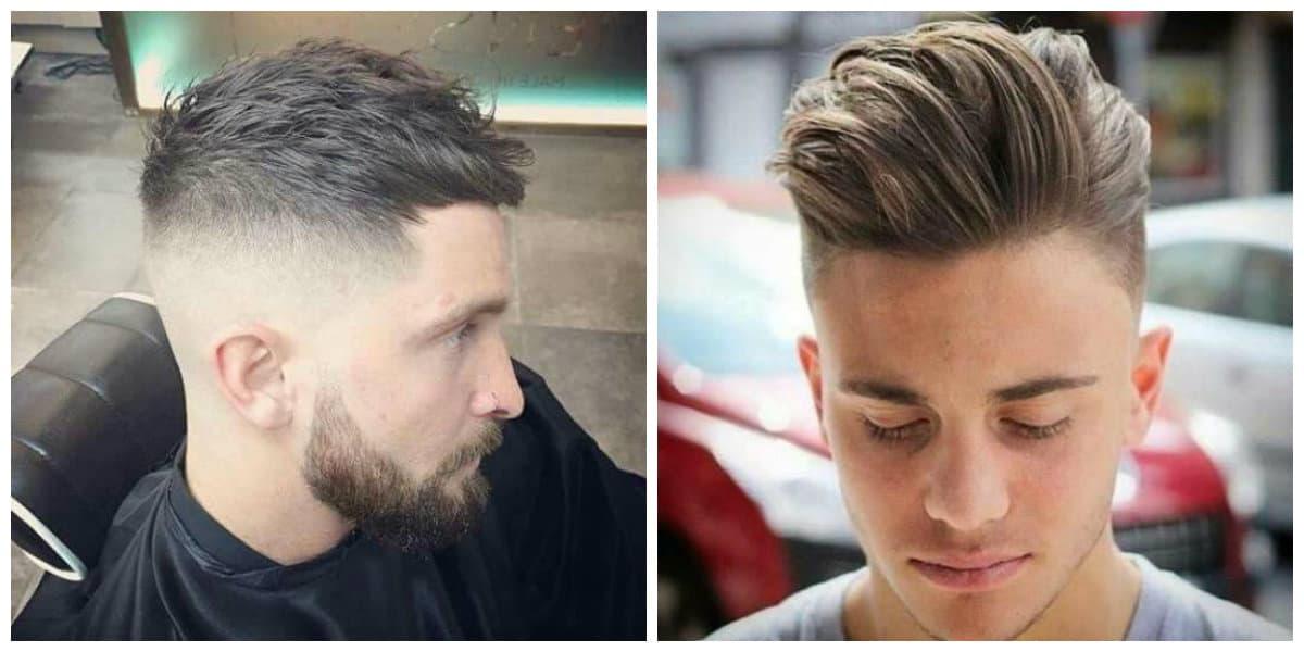 Cortes de pelo hombre 2020- ideas modernas para peinados masculinos
