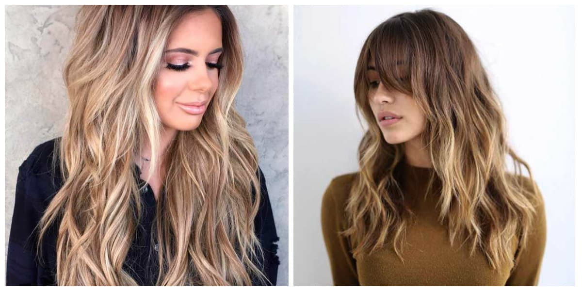 Cortes de pelo actuales pelo largo