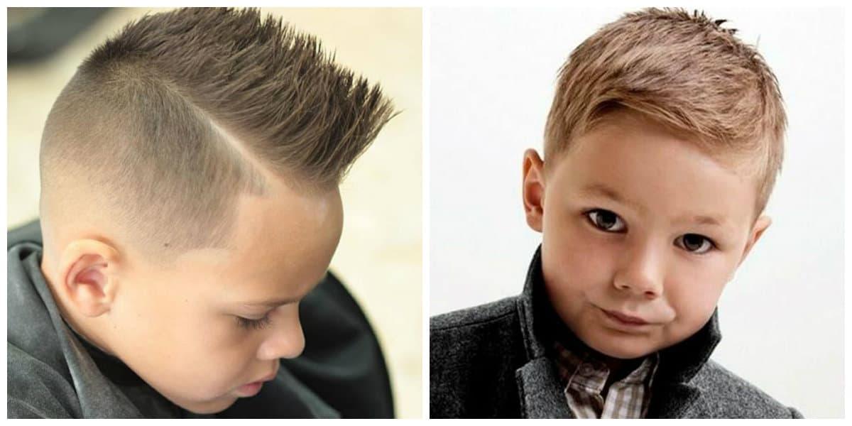 Cortes de pelo para chicos 2020- ultracortos cortes para chicos