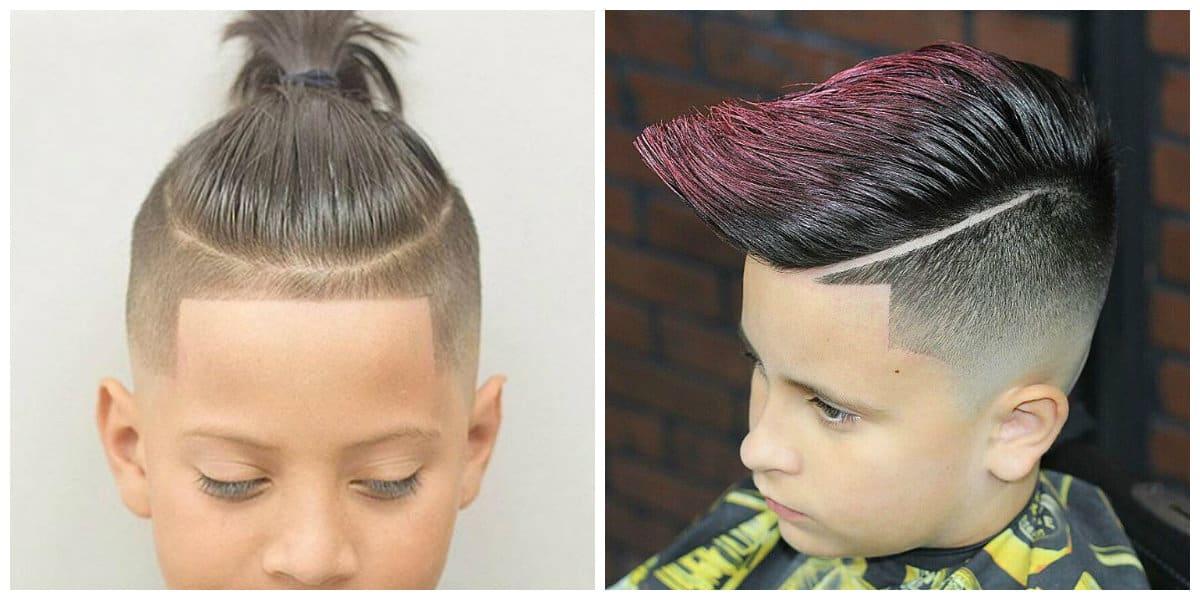 Cortes de pelo para chicos 2020- ideas creativas para tu hijo
