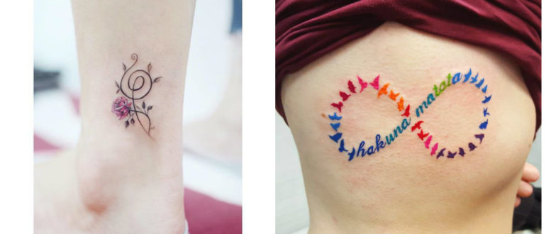 Hakuna matata tatuaje- imagenes populares para hacerte un tatuaje modenro