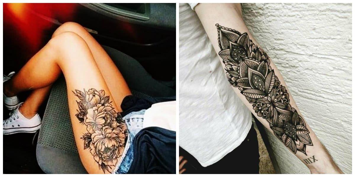 Los mejores tatuajes 2018- para mujeres y chicas amantes de moda