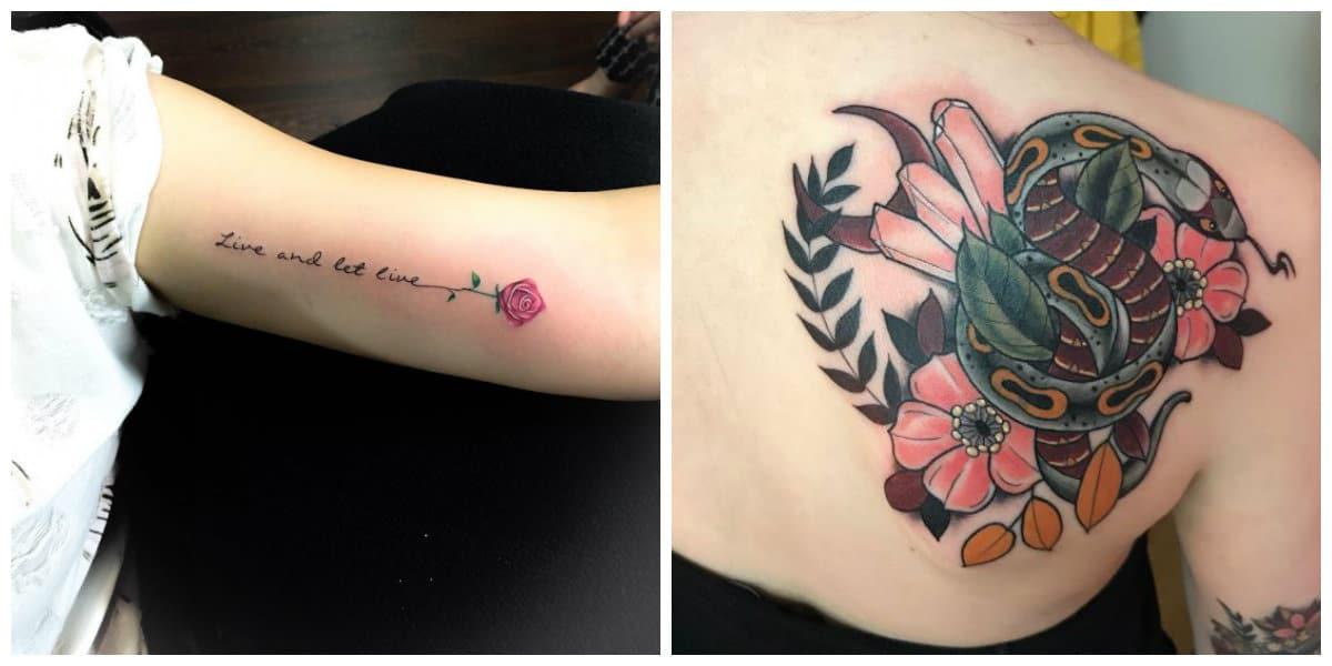 Los mejores tatuajes 2018- como hacer que tu tatuaje se distingue