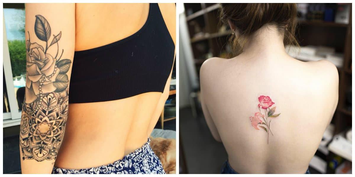 Los mejores tatuajes 2018- partes diferentes del cuerpo tatuados