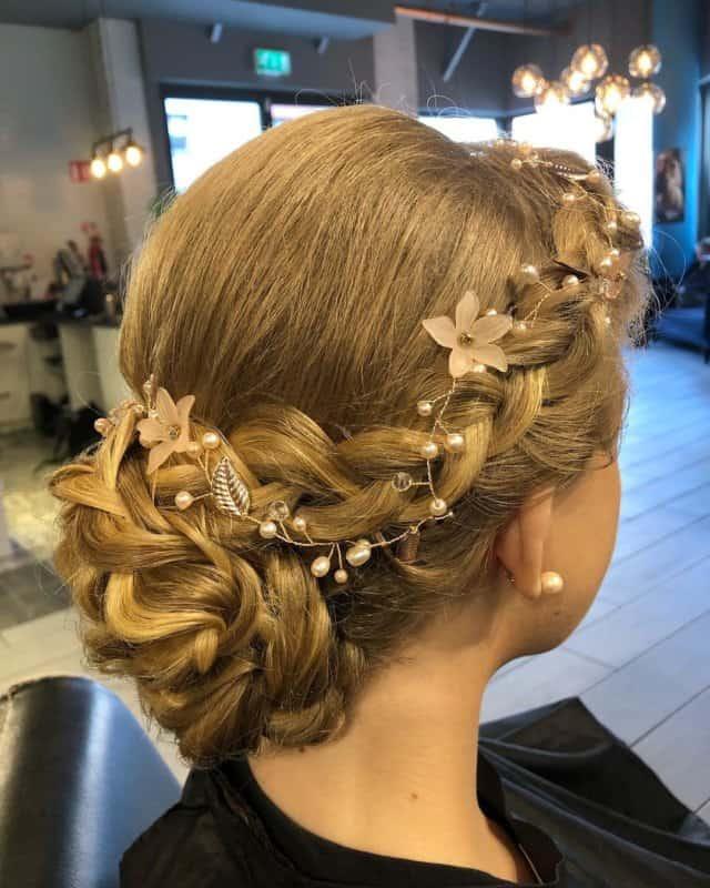 Sorprendentemente fácil peinados para damas de honor Galería de cortes de pelo Ideas - Peinados Damas De Honor: Inspiración, Corrientes, Consejos ...