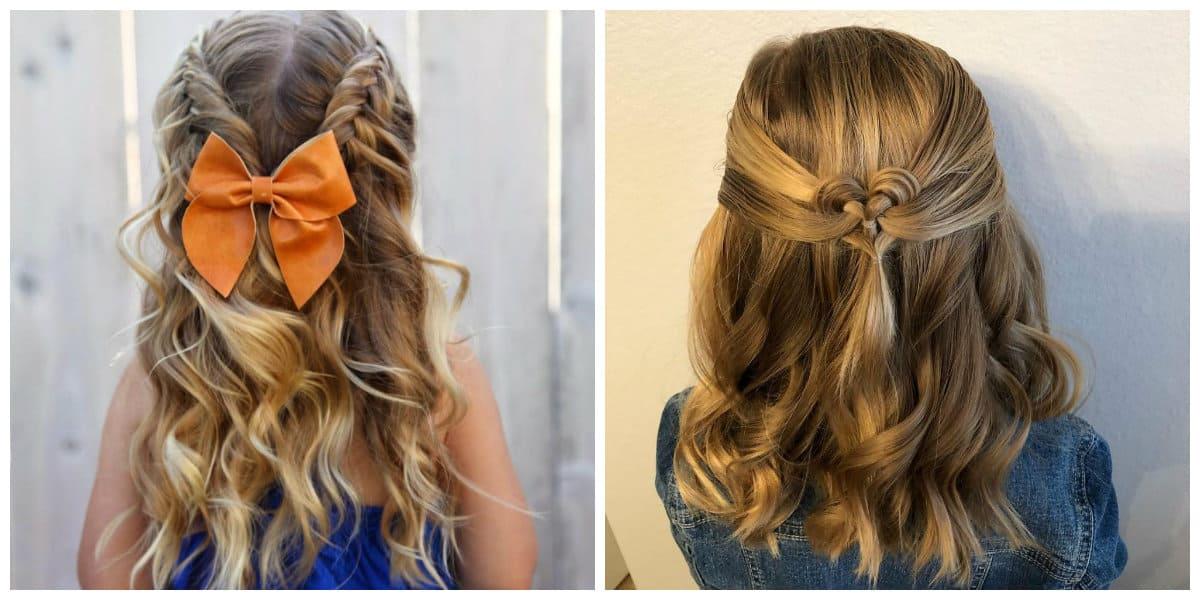Peinados fáciles para niñas- todas las tendencias principales