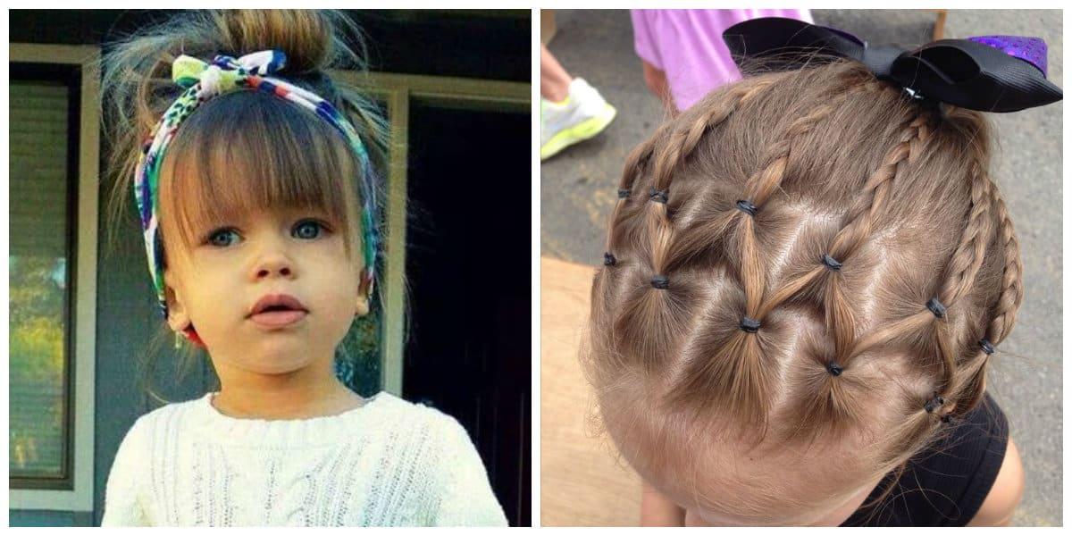 Peinados fáciles para niñas- ideas de peinados para tu hija