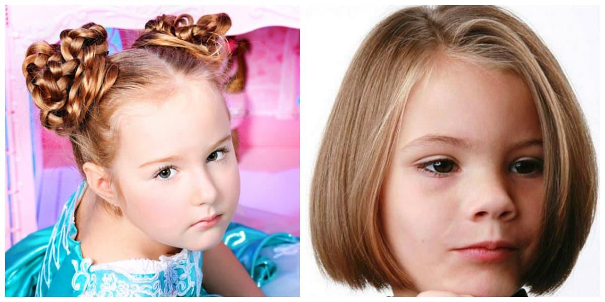 Peinados fáciles para niñas- ideas de peinados diferentes de moda