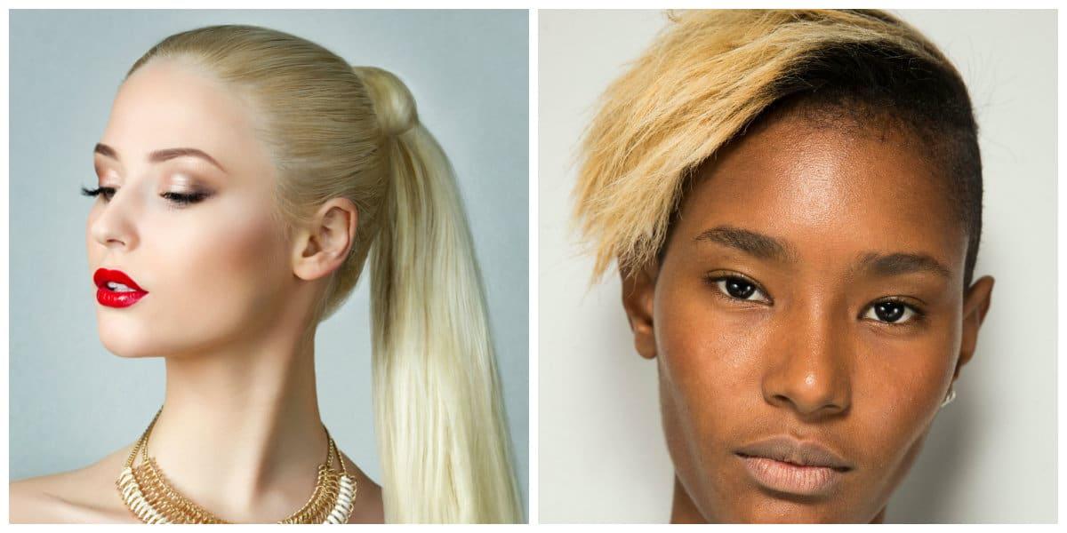 Encantador peinados modernos Galería de cortes de pelo Consejos - Peinados modernos 2020: Grandes diseños actuales de ...