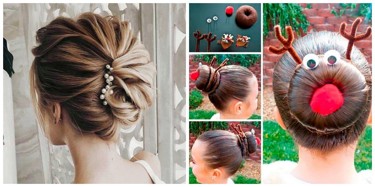 Peinados navidad 2020- ideas para crear un peinado de tu hija