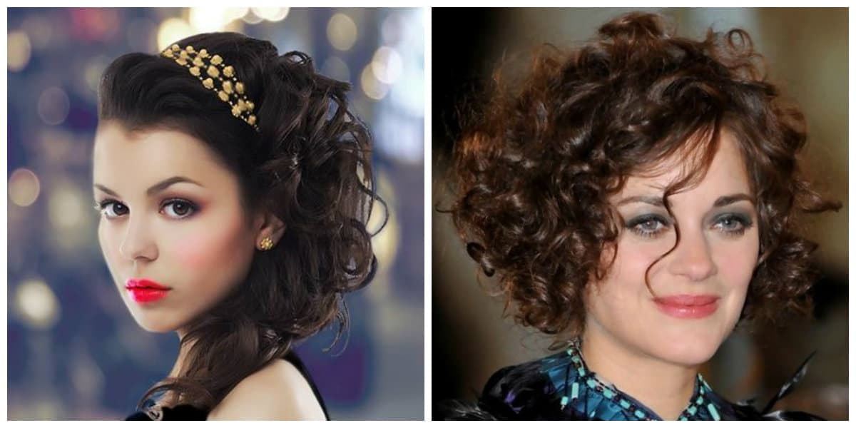 Peinados navidad 2020- ondas muy perfectas para mujeres