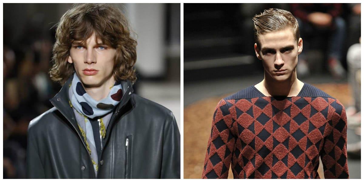 Peinados para hombres 2020- pelo corto y pelo suleto