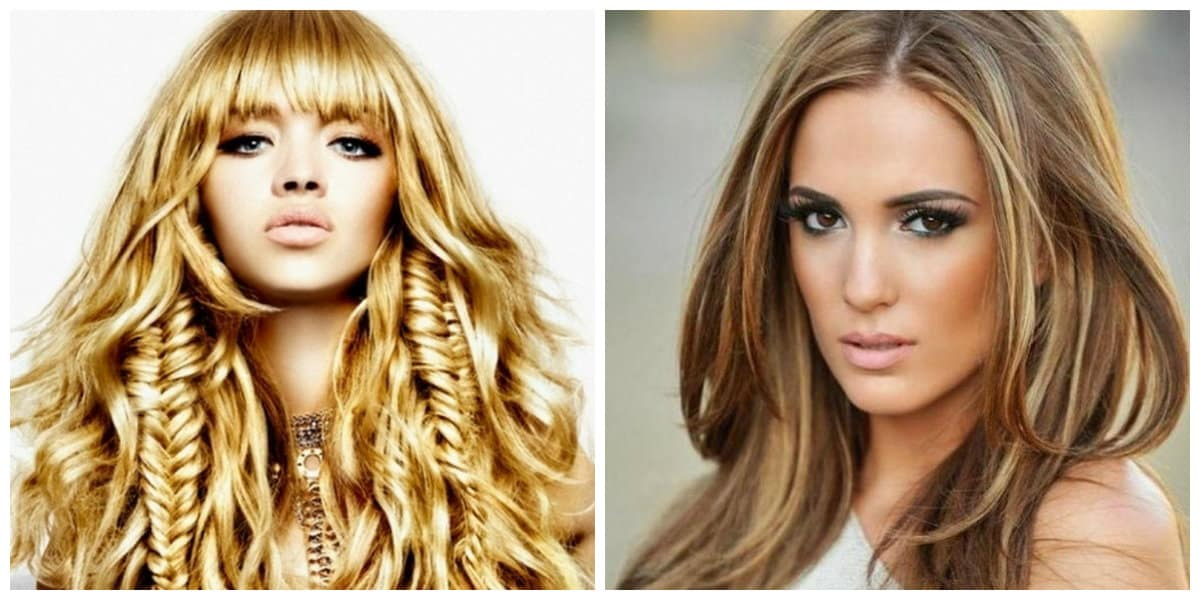 Peinados para pelo largo- interesantes ideas para tu cabello largo