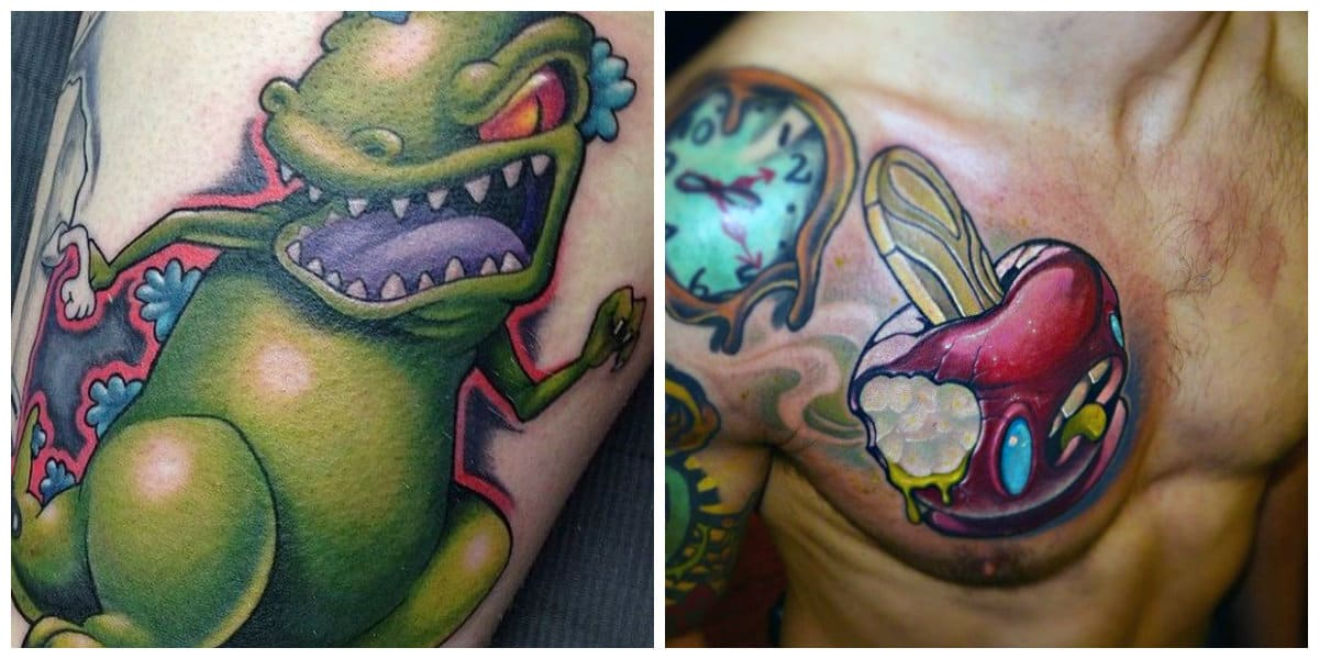 Tattoo nueva escuela- conozcamos las mejores tendencias de moda