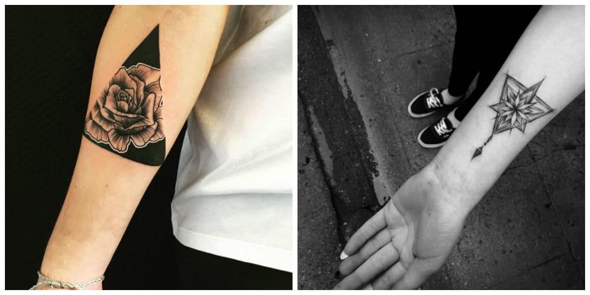 Tatuaje triangulo- imagenes perfectas para amantes del arte corporal