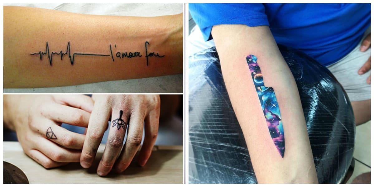 Tatuajes 2020- tendencias principales para mujeres y hombres