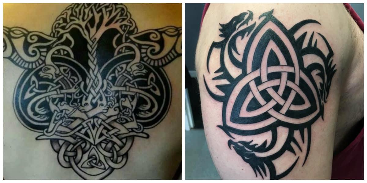 Tatuajes celtas- imagenes que peretencen a la cultura antigua