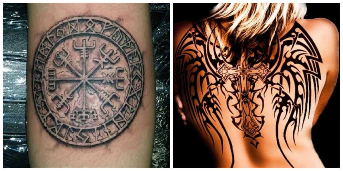 Tatuajes celtas- adecuado tantoo para mujeres como para hombres