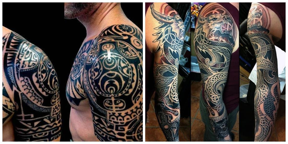 Tatuajes celtas- perfectas imagenes de signos celta para tu