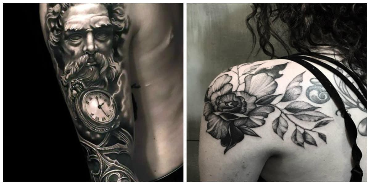 Tatuajes goticos- pude incluir diferentes imagenes goticos