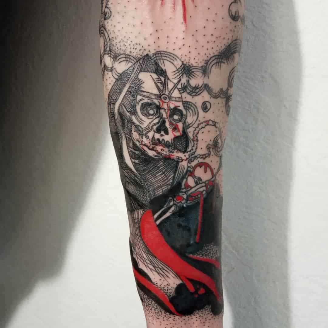 Tatuajes-goticos-Diseños-de-tatuajes-góticos-para-los-amantes-del-arte-de-tatuajes