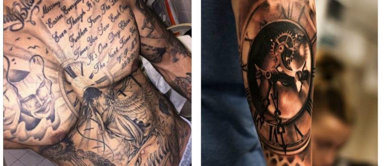 Tatuajes para hombres 2018- ideas para los hombres amantes de tatuajes