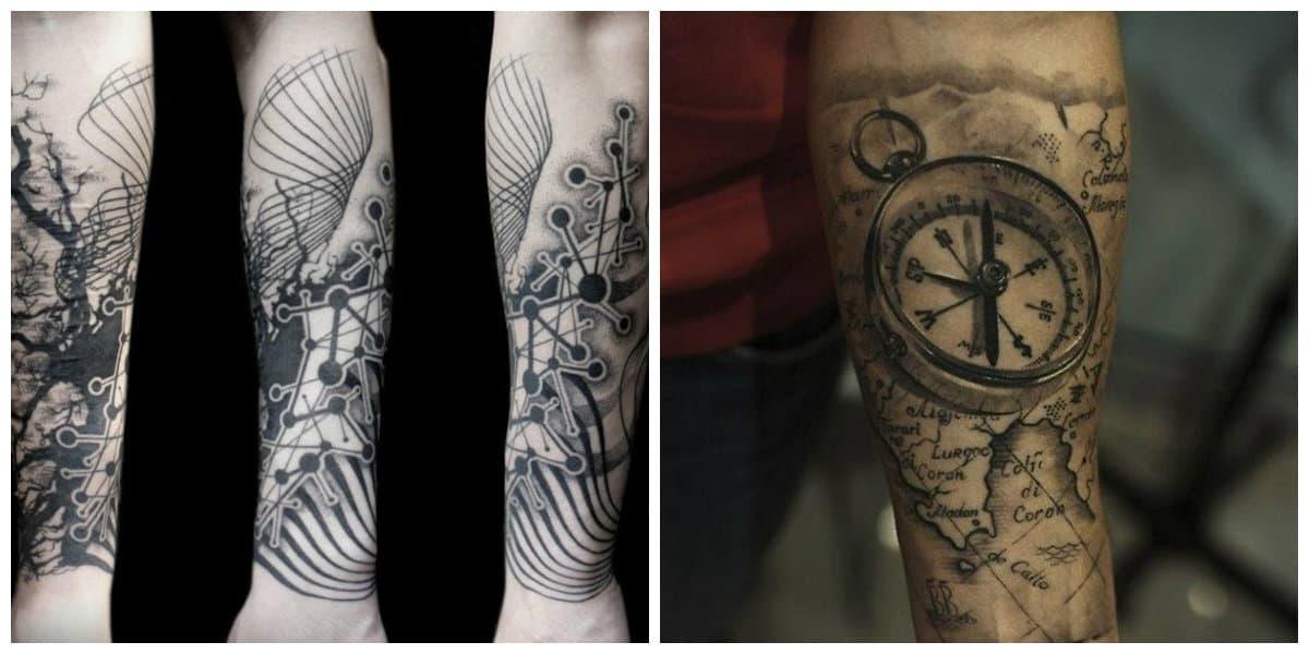 Tatuajes para hombres en el brazo- imagenes diferentes para tatuajes