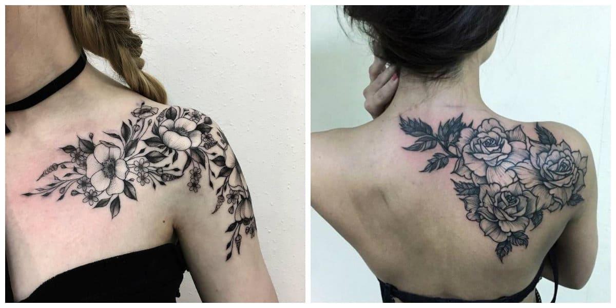 Tatuajes para mujer 2018- todas las tendencias principales para mujer