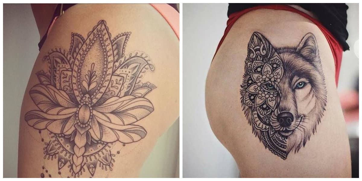 Tatuajes para mujer 2018- tatuajes de costilla muy modernas