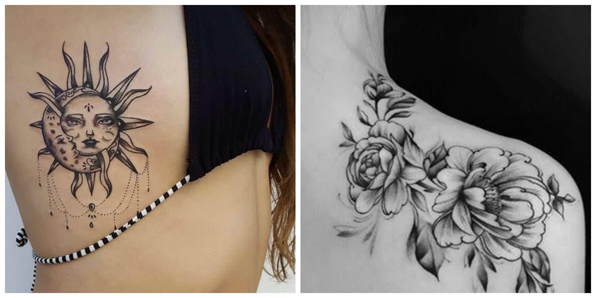 Tatuajes para mujer 2018- ideas de tatuajes interesantes y bonitos