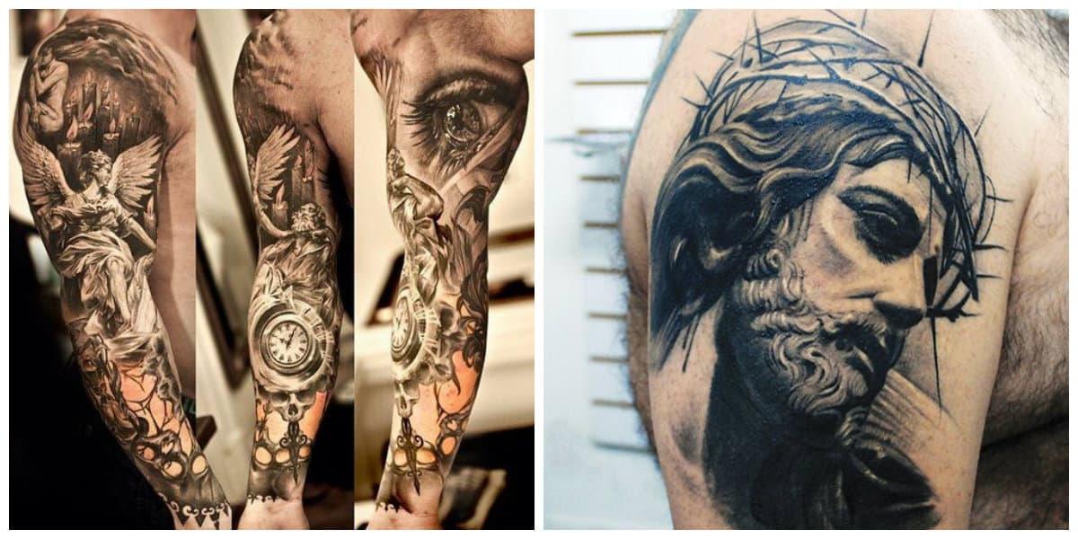 Tatuajes religiosos- para las personas religiosa y amantes de tatuaje