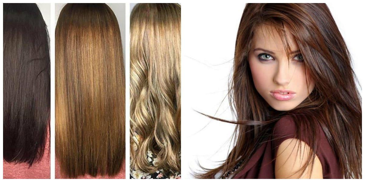 Tendencia en color de pelo- unos colores muy preferibles