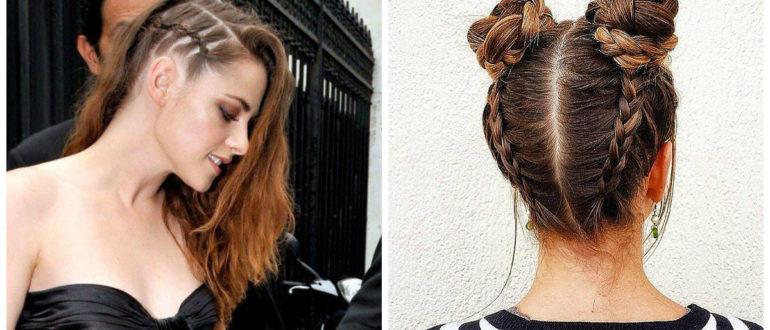 Tendencias de peinados 2018- ideas para pelo rubio de moda