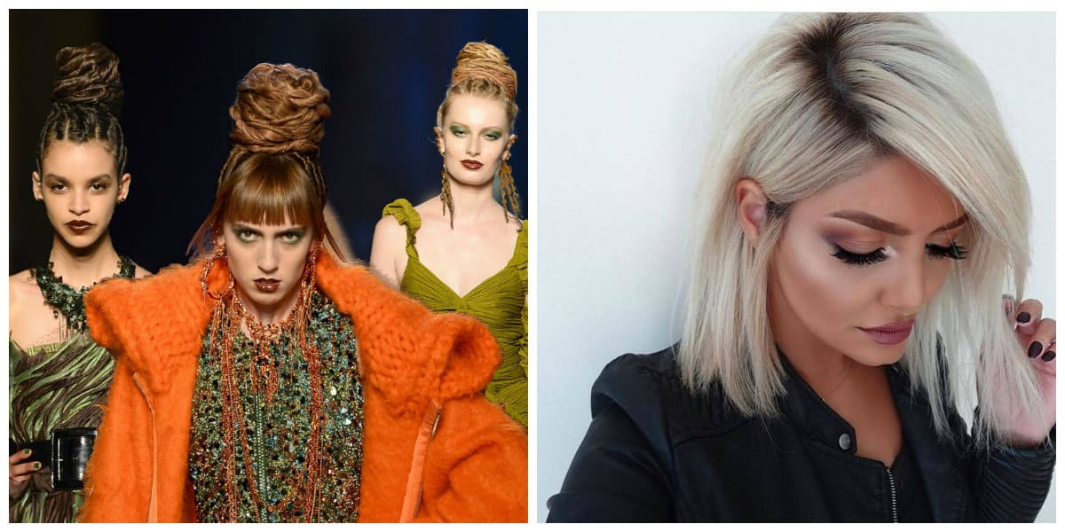 Tendencias pelo 2020- peinados desde los fashion shows