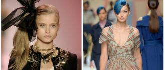 Tendencias pelo 2018- coloracion de pelo moderno femenino de moda