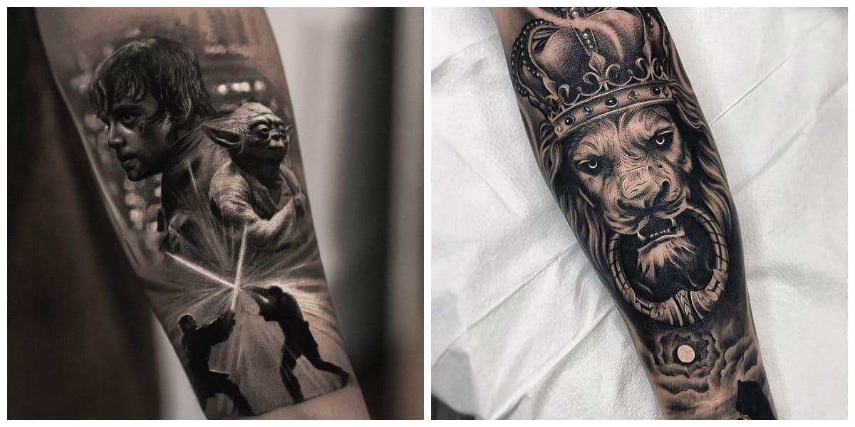 Los mejores tatuajes- todas las tendencias principales de moda