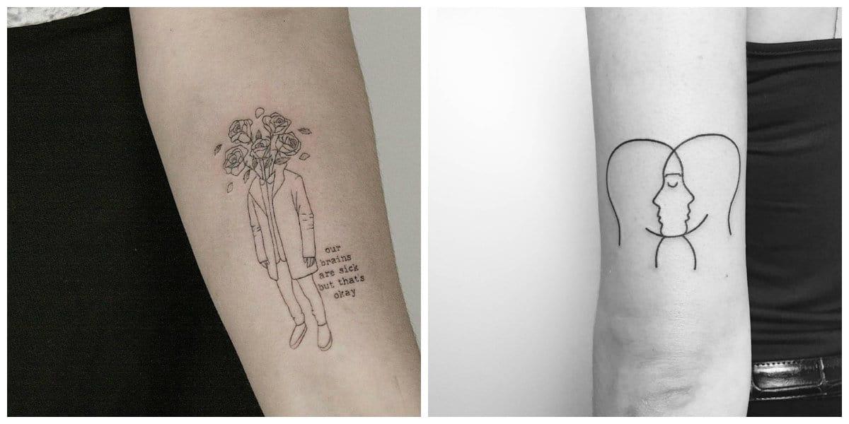 Los mejores tatuajes- inscripciones y frases populares para tatuarte