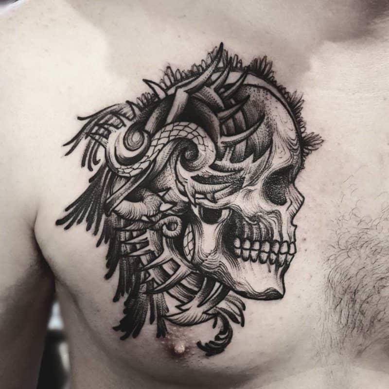 Tatuajes-calaveras-Las-tendencias-principales-de-los-tatuajes-calaveras-para-todos