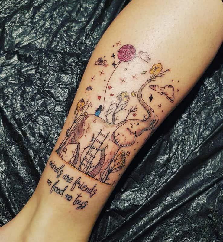 Tatuajes-de-elefantes-Tendencias-principales-para-los-amantes-de-estos-animale