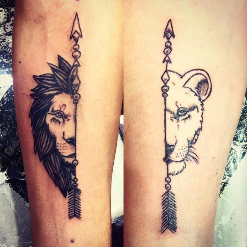 Tatuajes-de-leones-Tendencias-principales-para-los-tatuajes-leones-de-moda