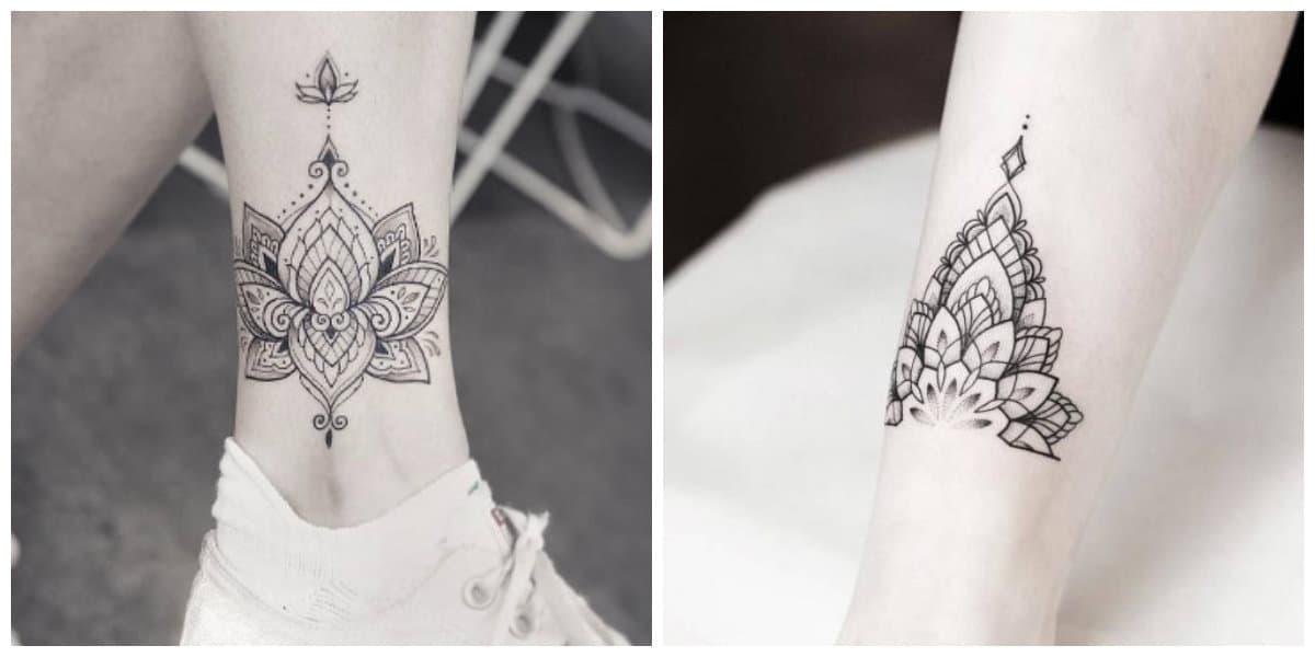 Tatuajes de mandalas- imagenes muy hermosas y perfectas para mujeres