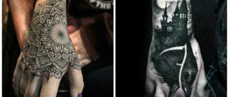 Tatuajes de mano- esta popular entre hombres y mujeres modernos