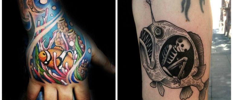 Tatuajes de pulpos- algunas ideas muy modernas para todos los interesados